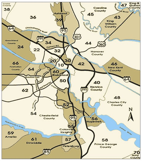 Chesterfield County Va Property Assessments